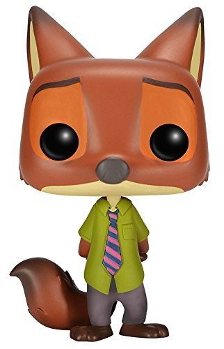 Funko Funko Pop Disney Zootopia Nick Wilde