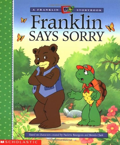 Paulette Bourgeois Franklin Says Sorry