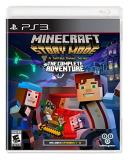 Ps3 Minecraft Story Mode The Complete Adventure