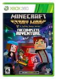 Xbox 360 Minecraft Story Mode The Complete Adventure