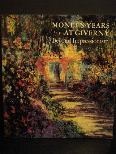 Metropolitan Museum Of Art Monet's Years At Giverny Beyond Impressionism