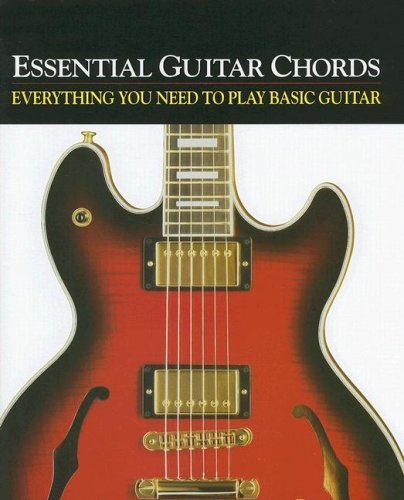 Julian Hayman Essential Guitar Chords Everything You Need To Play Basic Guitar