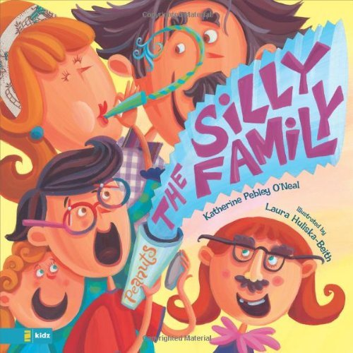 Katherine Pebley O'neal The Silly Family