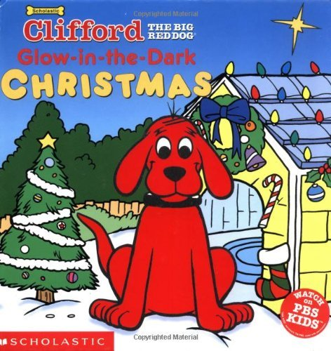 Norman Birdwell Glow In The Dark Christmas Clifford The Big Red Dog