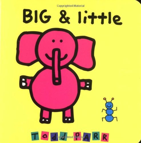 Todd Parr Big & Little Board Book
