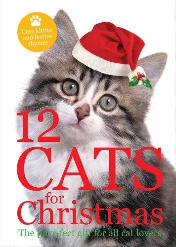 Roger Priddy 12 Cats For Christmas