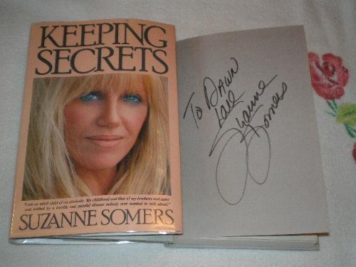 Suzanne Somers Keeping Secrets