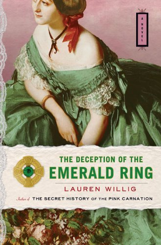Lauren Willig The Deception Of The Emerald Ring
