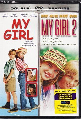 My Girl My Girl 2 Double Feature DVD