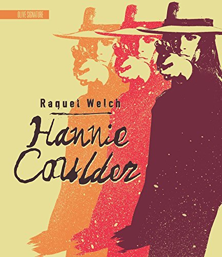 Hannie Caulder Welch Culp Borgnine Blu Ray R