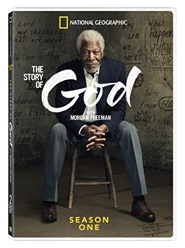 Story Of God With Morgan Freeman Season 1 DVD