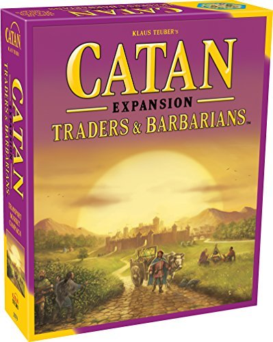 Catan Traders & Barbarians Expansion Settlers Of Catan