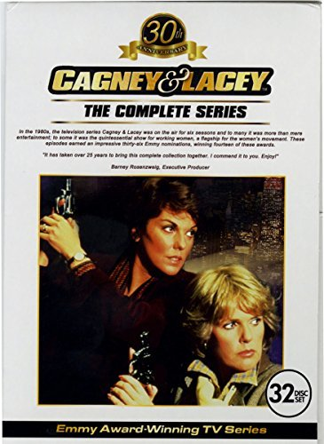 Cagney & Lacey The Complete S Cagney & Lacey The Complete S