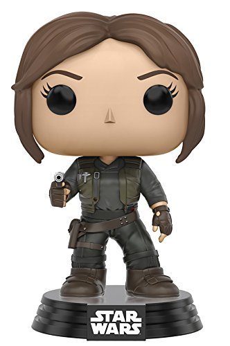Funko Pop Jyn Erso Star Wars Rogue One (main Outfit)