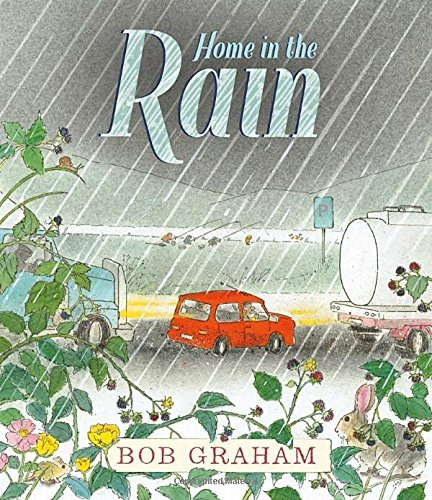 Bob Graham Home In The Rain