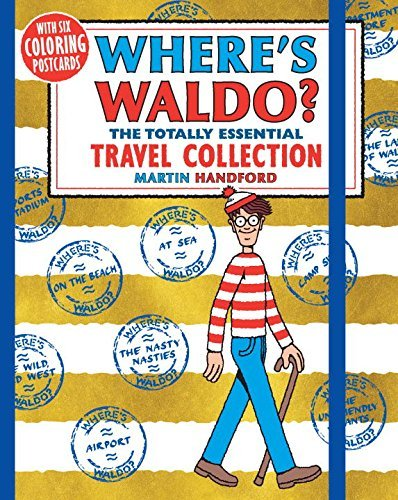 Martin Handford Where's Waldo? The Totally Essential Travel Collec