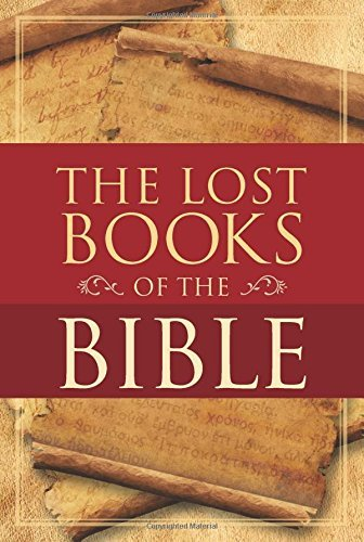 William Hone The Lost Books Of The Bible
