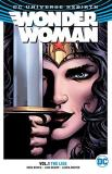 Greg Rucka Wonder Woman Vol. 1 The Lies (rebirth)