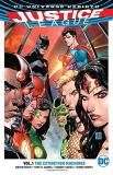 Bryan Hitch Justice League Vol. 1 The Extinction Machine (rebirth)