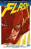 Josh Williamson The Flash Vol. 1 Lightning Strikes Twice (rebirth)