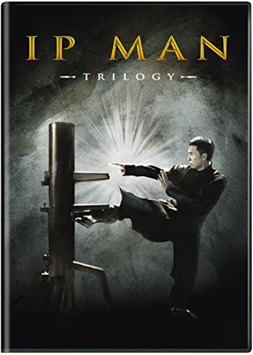Ip Man Trilogy DVD R