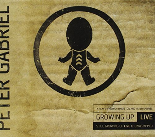 Peter Gabriel Growing Up Live & Unwrapped +
