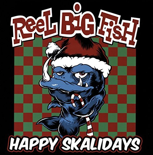Reel Big Fish Happy Skalidays (gold Vinyl)