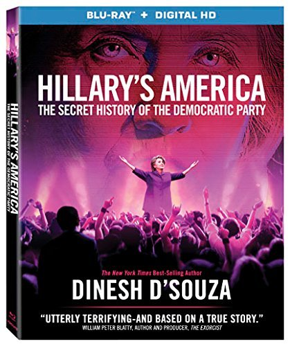 Hillary's America The Secret History Of The Democratic Party Hillary Clinton Blu Ray Pg13