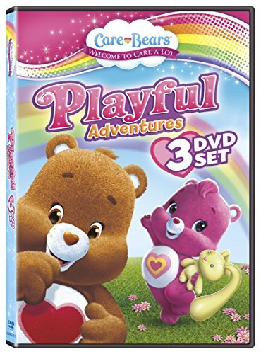 Care Bears Playful Adventures DVD