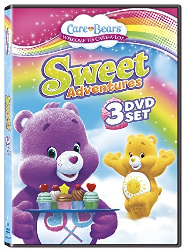 Care Bears Sweet Adventures DVD