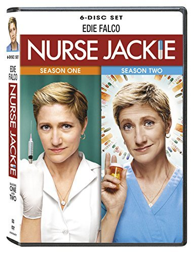 Nurse Jackie Seasons 1 & 2 DVD