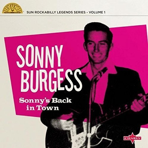 Sony Burgess Sonny's Back In Town Import Gbr Box Set