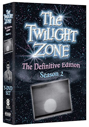 Twilight Zone Season 2 DVD