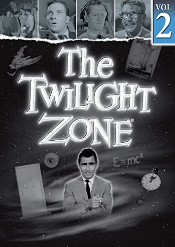 Twilight Zone Volume 2 DVD