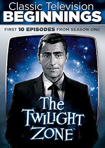 Twilight Zone Classic Television Beginnings DVD