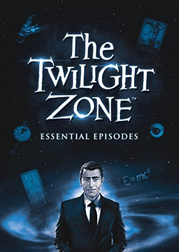 Twilight Zone Essential Episodes DVD 2 Disc Collection