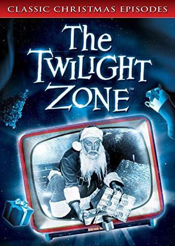 Twilight Zone Classic Christmas Episodes DVD