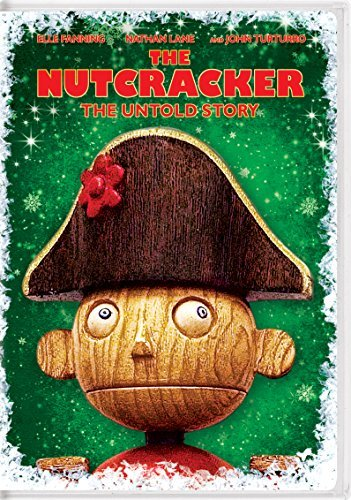 Nutcracker The Untold Story Nutcracker The Untold Story DVD Pg