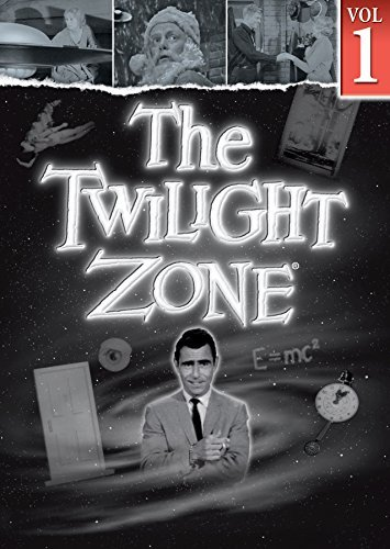 Twilight Zone Volume 1 DVD
