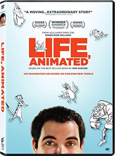 Life Animated Life Animated DVD Pg