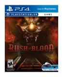 Ps4vr Until Dawn Rush Of Blood **requires Playstation Vr**