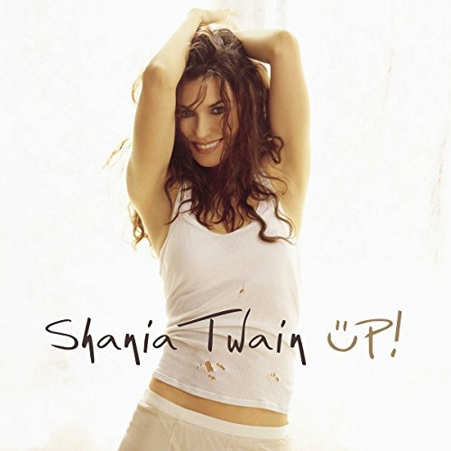 Shania Twain Up! (pop Version) 2 Lp