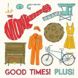 "The Monkees Good Times! Plus! 10"" Opaque Red Vinyl Single Black Friday Exclusive"
