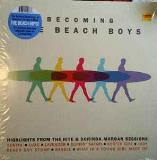 The Beach Boys Becoming The Beach Boys The Complete Hite & Dorinda Morgan Sessions Colored Vinyl Black Friday Exclusive