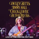 Betts Hall Leavell & Trucks Live At The Coffee Pot 1983