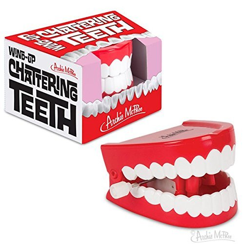 Gift Teeth Chattering Wind Up