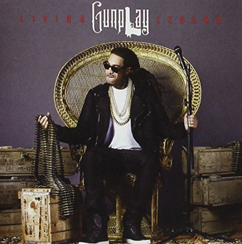 Gunplay Living Legend Explicit Version Living Legend