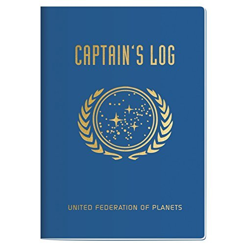 Notebook Captain's Log
