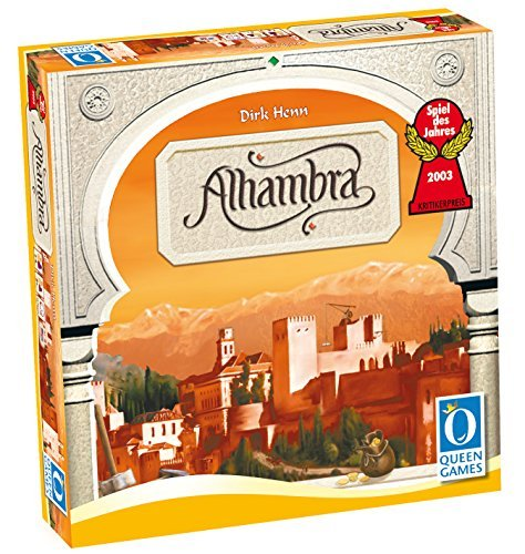 Board Game Alhambra