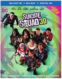 Suicide Squad Robbie Leto Smith 3d Blu Ray Dc Pg13 Extended Cut